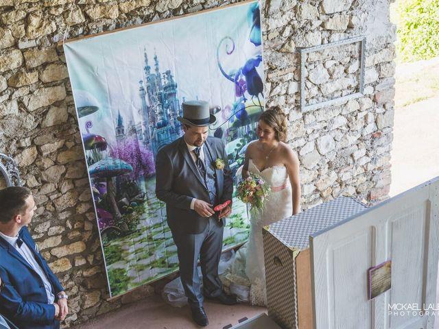 Le mariage de Benoît et Laurine à Vénès, Tarn 11