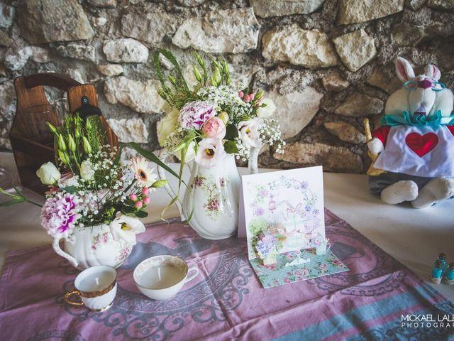 Le mariage de Benoît et Laurine à Vénès, Tarn 15