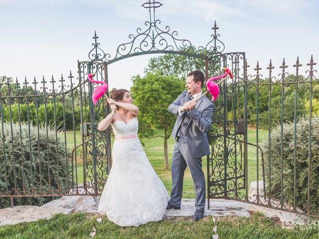 Le mariage de Laurine et Benoît