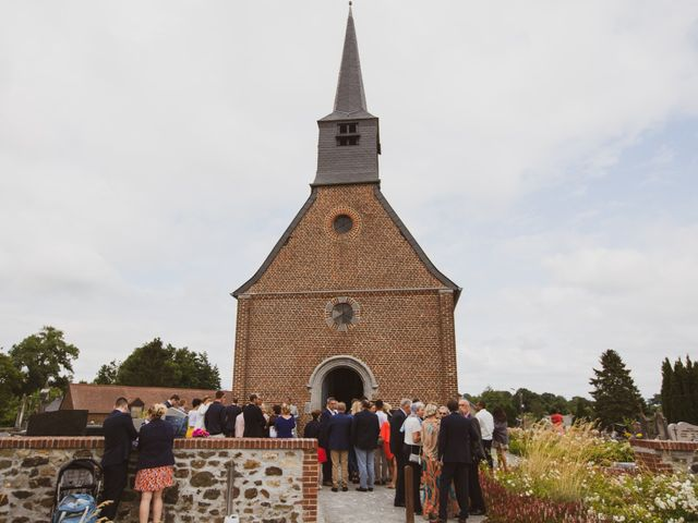 Le mariage de Max et Mar à Maubeuge, Nord 2