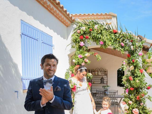 Le mariage de Benjamin et Laurie à Aigues-Mortes, Gard 11