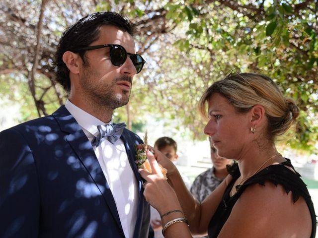 Le mariage de Benjamin et Laurie à Aigues-Mortes, Gard 13