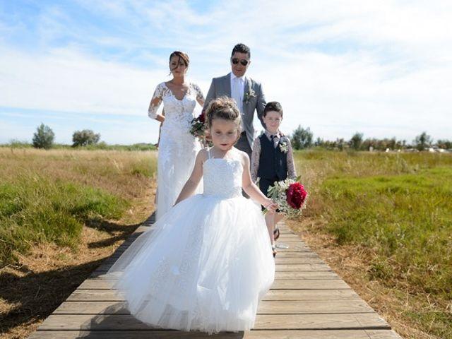 Le mariage de Benjamin et Laurie à Aigues-Mortes, Gard 14