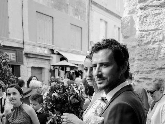Le mariage de Benjamin et Laurie à Aigues-Mortes, Gard 18