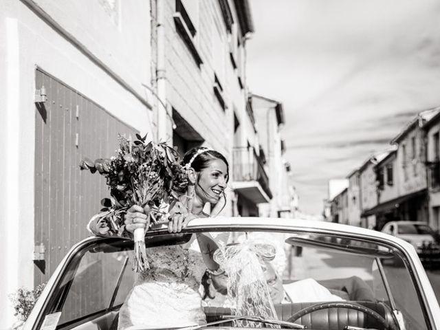 Le mariage de Benjamin et Laurie à Aigues-Mortes, Gard 20