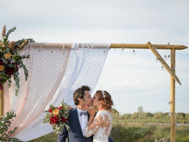 Le mariage de Benjamin et Laurie à Aigues-Mortes, Gard 28
