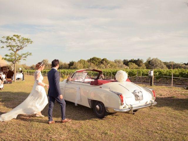 Le mariage de Benjamin et Laurie à Aigues-Mortes, Gard 29