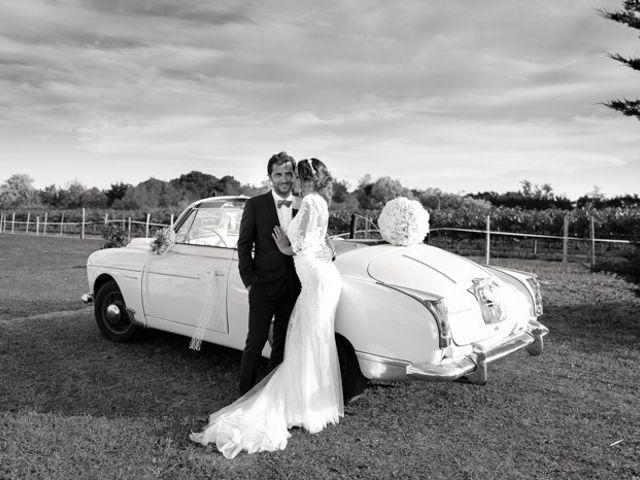 Le mariage de Benjamin et Laurie à Aigues-Mortes, Gard 30