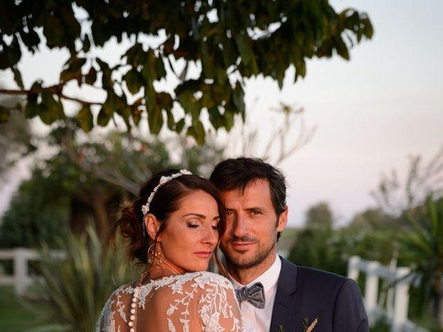 Le mariage de Benjamin et Laurie à Aigues-Mortes, Gard 2