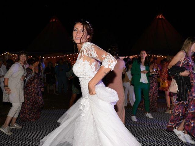 Le mariage de Benjamin et Laurie à Aigues-Mortes, Gard 38
