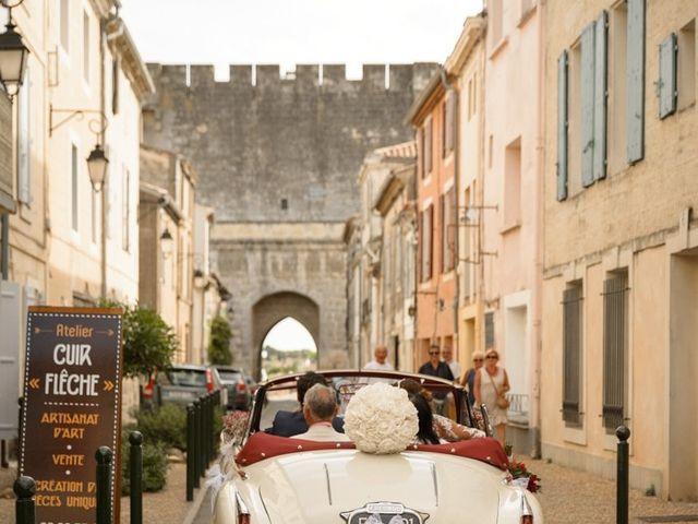 Le mariage de Benjamin et Laurie à Aigues-Mortes, Gard 40