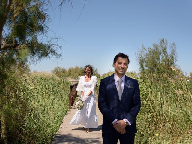 Le mariage de Benjamin et Laurie à Aigues-Mortes, Gard 46