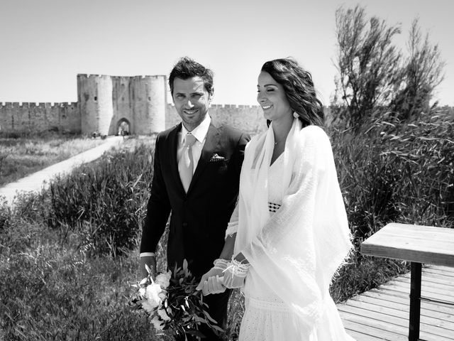 Le mariage de Benjamin et Laurie à Aigues-Mortes, Gard 47