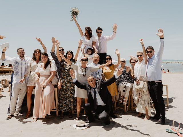 Le mariage de Benjamin et Laurie à Aigues-Mortes, Gard 49