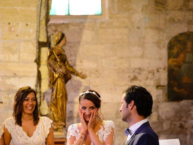 Le mariage de Benjamin et Laurie à Aigues-Mortes, Gard 52