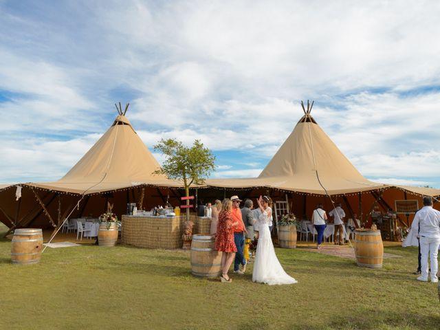 Le mariage de Benjamin et Laurie à Aigues-Mortes, Gard 55