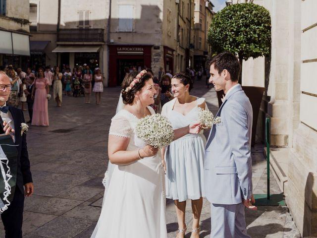 Le mariage de Kevin et Caroline à Nîmes, Gard 6