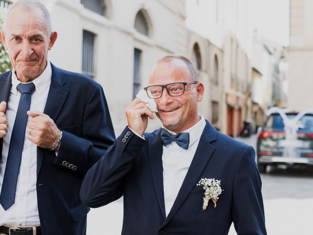 Le mariage de Kevin et Caroline à Nîmes, Gard 7