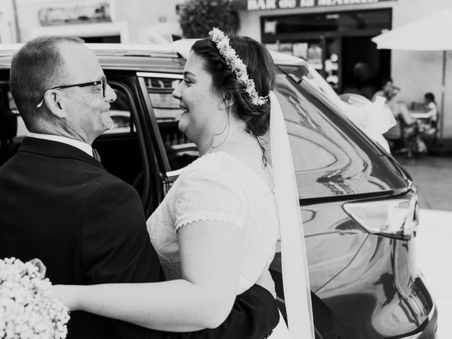 Le mariage de Kevin et Caroline à Nîmes, Gard 13