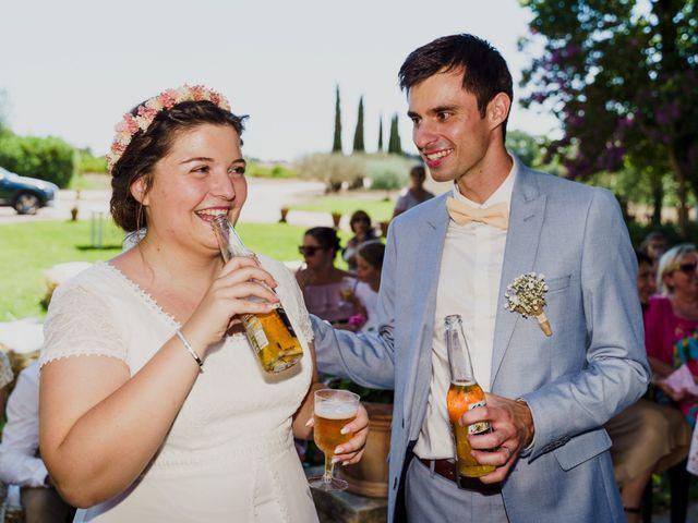 Le mariage de Kevin et Caroline à Nîmes, Gard 16