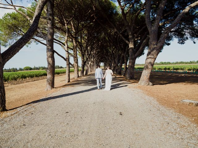 Le mariage de Kevin et Caroline à Nîmes, Gard 38