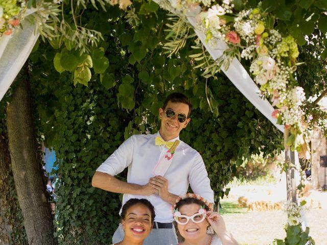 Le mariage de Kevin et Caroline à Nîmes, Gard 41