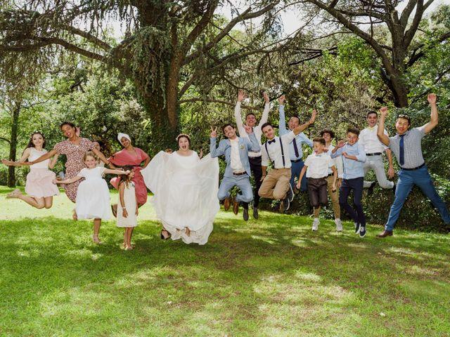 Le mariage de Kevin et Caroline à Nîmes, Gard 46