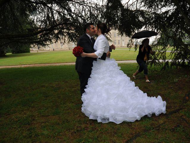 Le mariage de Romain et Aurélie à Vesoul, Haute-Saône 1