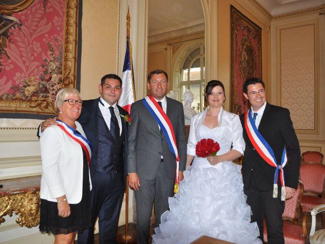 Le mariage de Romain et Aurélie à Vesoul, Haute-Saône 6