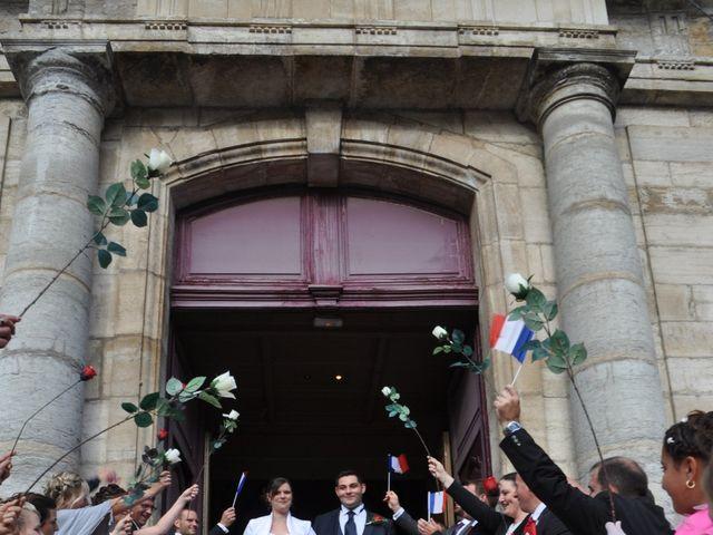 Le mariage de Romain et Aurélie à Vesoul, Haute-Saône 9