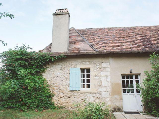 Le mariage de Vincent et Katrina à Lamonzie-Montastruc, Dordogne 3