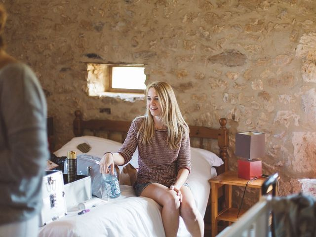 Le mariage de Vincent et Katrina à Lamonzie-Montastruc, Dordogne 5