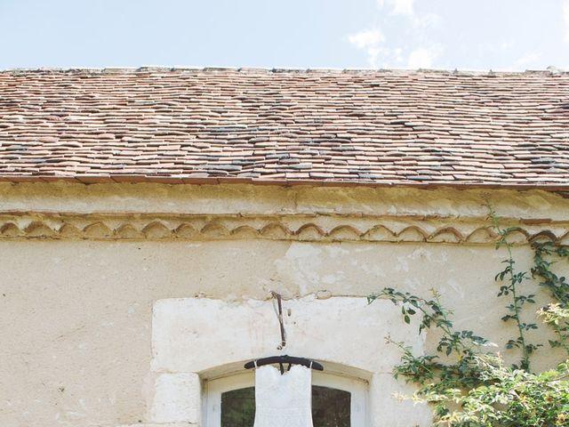 Le mariage de Vincent et Katrina à Lamonzie-Montastruc, Dordogne 6