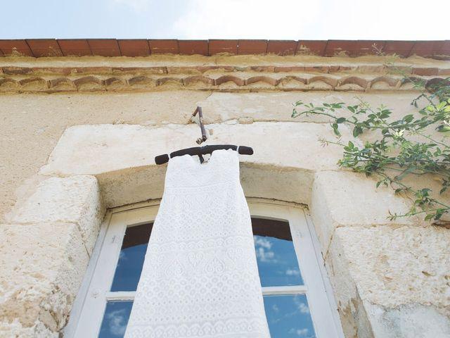 Le mariage de Vincent et Katrina à Lamonzie-Montastruc, Dordogne 7