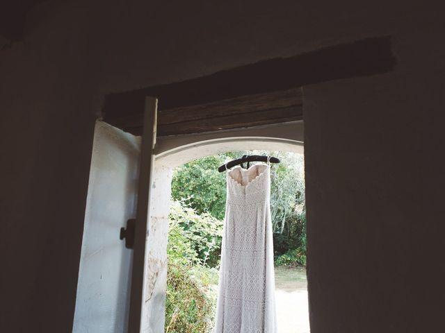 Le mariage de Vincent et Katrina à Lamonzie-Montastruc, Dordogne 8