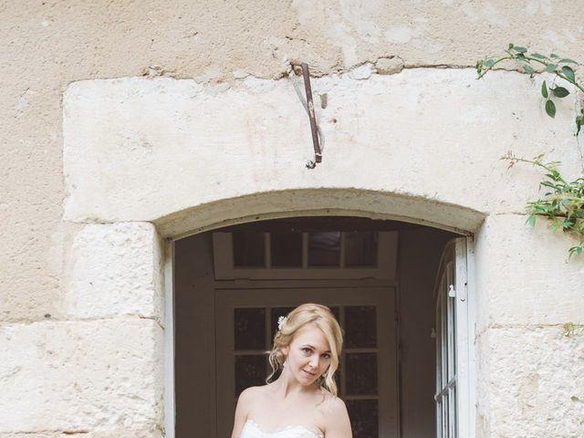 Le mariage de Vincent et Katrina à Lamonzie-Montastruc, Dordogne 24