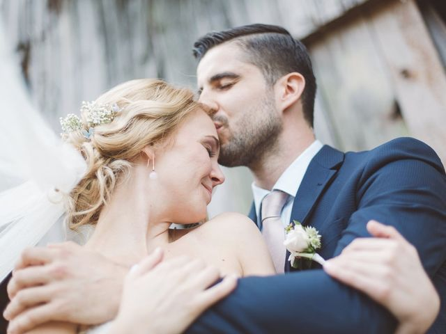 Le mariage de Katrina et Vincent