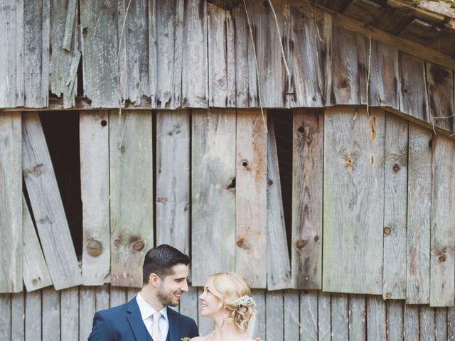 Le mariage de Vincent et Katrina à Lamonzie-Montastruc, Dordogne 37