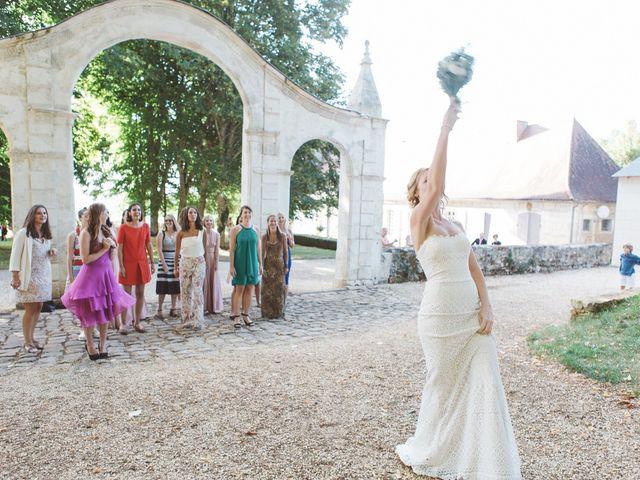 Le mariage de Vincent et Katrina à Lamonzie-Montastruc, Dordogne 60