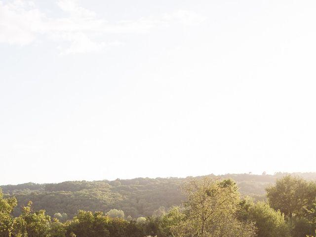 Le mariage de Vincent et Katrina à Lamonzie-Montastruc, Dordogne 67