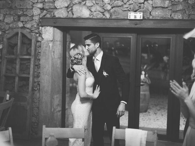 Le mariage de Vincent et Katrina à Lamonzie-Montastruc, Dordogne 76