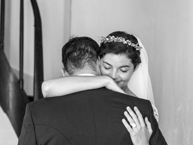 Le mariage de Férréol et Tiphaine à Luché-Pringé, Sarthe 3