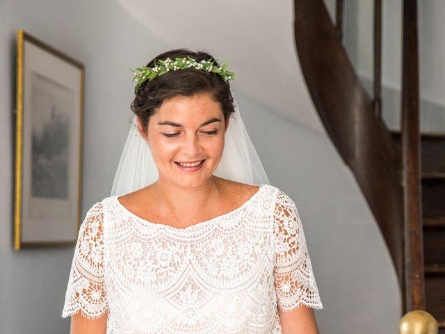 Le mariage de Férréol et Tiphaine à Luché-Pringé, Sarthe 4