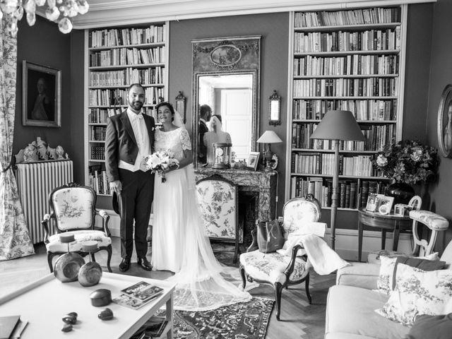 Le mariage de Férréol et Tiphaine à Luché-Pringé, Sarthe 6