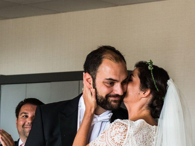 Le mariage de Férréol et Tiphaine à Luché-Pringé, Sarthe 10