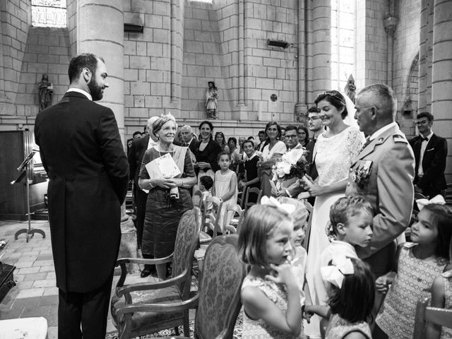 Le mariage de Tiphaine et Férréol