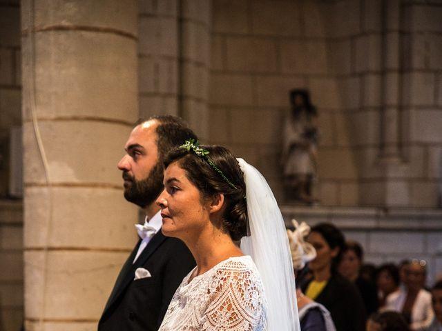 Le mariage de Férréol et Tiphaine à Luché-Pringé, Sarthe 16