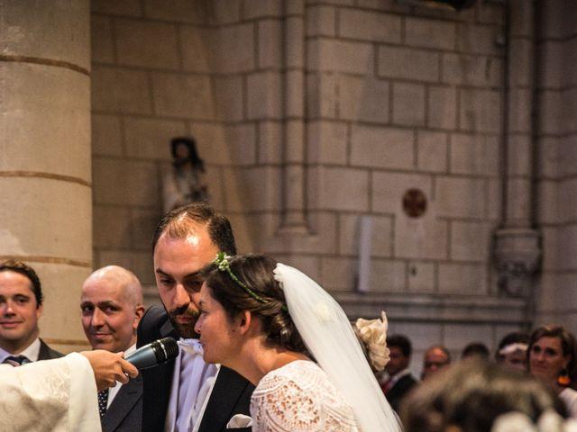 Le mariage de Férréol et Tiphaine à Luché-Pringé, Sarthe 21