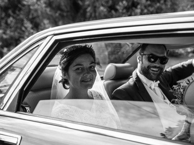 Le mariage de Férréol et Tiphaine à Luché-Pringé, Sarthe 27