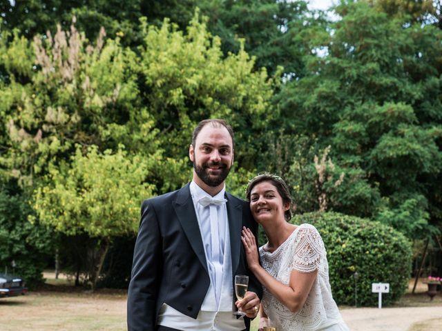 Le mariage de Férréol et Tiphaine à Luché-Pringé, Sarthe 36
